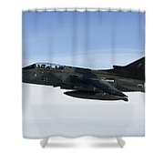 A Luftwaffe Tornado Ids Over Northern Shower Curtain