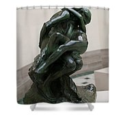 Legion Of Honor Museum San Francisco Shower Curtain