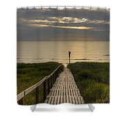 Sylt Shower Curtain