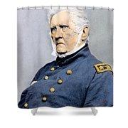 Winfield Scott (1786-1866) Shower Curtain