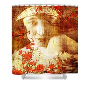 Winsome Women Shower Curtain