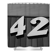 1421 Shower Curtain