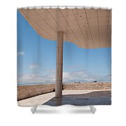 Getty Museum Shower Curtain