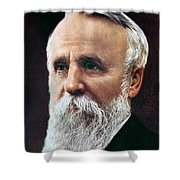Rutherford B. Hayes Shower Curtain