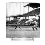 George H. Ruth (1895-1948) Shower Curtain