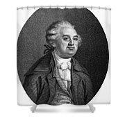 Louis Xvi (1754-1793) Shower Curtain