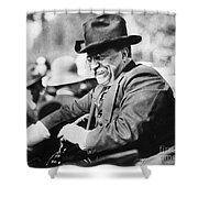Theodore Roosevelt Shower Curtain