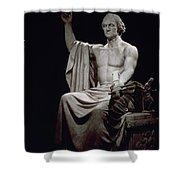 George Washington Shower Curtain