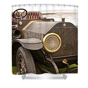 1907 Fiat Tipo 50-60 Hol-tan Shower Curtain