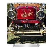 1910 Stanley Model 61 Shower Curtain