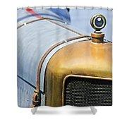 1919 Miller Tnt Grille Shower Curtain