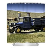 1927 Dodge Graham Bodie Ca Shower Curtain