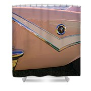 1929 Desoto Firefly Convertable Shower Curtain