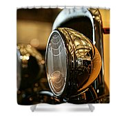 1929 Dodge Desoto Six Roadster Shower Curtain