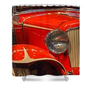 1931 Cord Automobile Shower Curtain