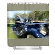 1931 Pierce Arrow Shower Curtain