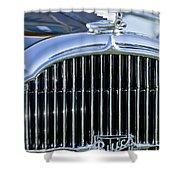 1932 Buick Series 60 Phaeton Grille Shower Curtain