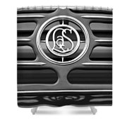 1932 Cadillac Lasalle Emblem 2 Shower Curtain