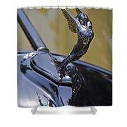 1932 Desoto Shower Curtain