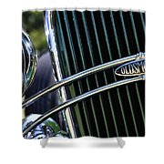 1932 Oldsmobile F-32 Shower Curtain