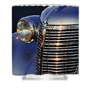 1938 Chevrolet Grille Shower Curtain