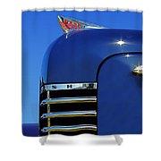 1939 Nash Sedan Shower Curtain