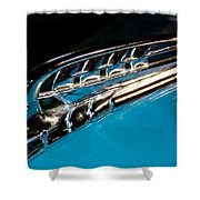 1939 Plymouth Deluxe P8 Shower Curtain