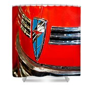 1940 Chevrolet Special Deluxe Shower Curtain