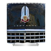1941 Cadillac Grill Shower Curtain