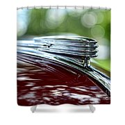 1947 Studebaker M-5 Coupe Express Shower Curtain