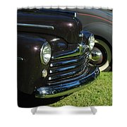 1948 Ford Super Deluxe Shower Curtain