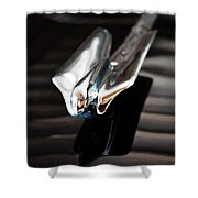1949 Cadillac Fleetwood 60 Special Shower Curtain