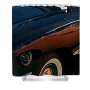1950 Ford Shower Curtain