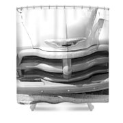 1950's Chevy Shower Curtain
