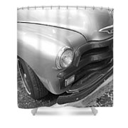 1950's Chevy Truck Shower Curtain
