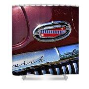 1951 Buick Eight Shower Curtain