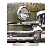 1951 Nash Ambassador  Shower Curtain