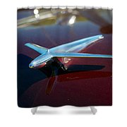 1952 Ford Customline Shower Curtain