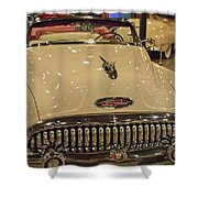 1953 Buick Skylark Convertible  Shower Curtain