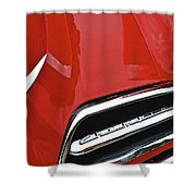 1953 Studebaker Champion Shower Curtain