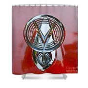 1955 Buick Special Shower Curtain