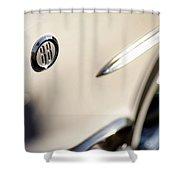 1955 Oldsmobile 88 Shower Curtain