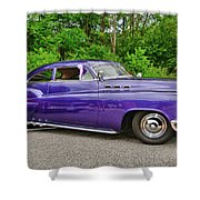 1956 Buick   7767 Shower Curtain