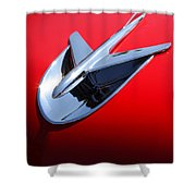 1956 Buick Riviera Special Shower Curtain