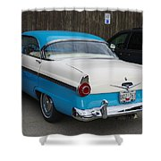 1956 Ford Fairlane Shower Curtain