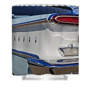 1958 Edsel Ranger Shower Curtain