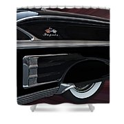 1958 Impala Shower Curtain