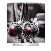 1959 Cadillac Eldorado  Shower Curtain