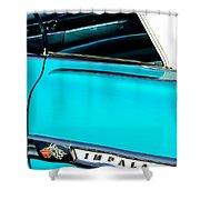 1959 Chevrolet Impala Shower Curtain