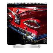 1959 Chevy El Camino  Shower Curtain